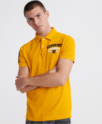 Classic Superstate Polo Shirt - Yellow