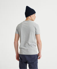 Osaka Spliced Tee - Grey