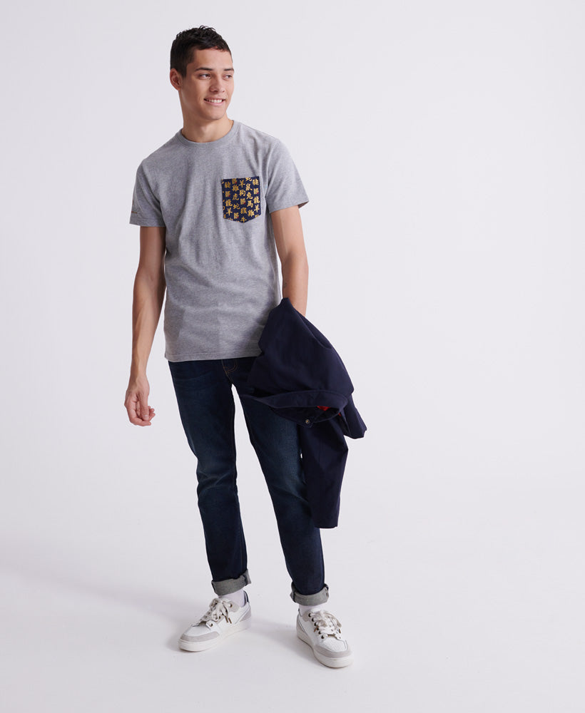 CNY T-shirt - Grey