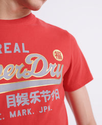CNY T-shirt - Red