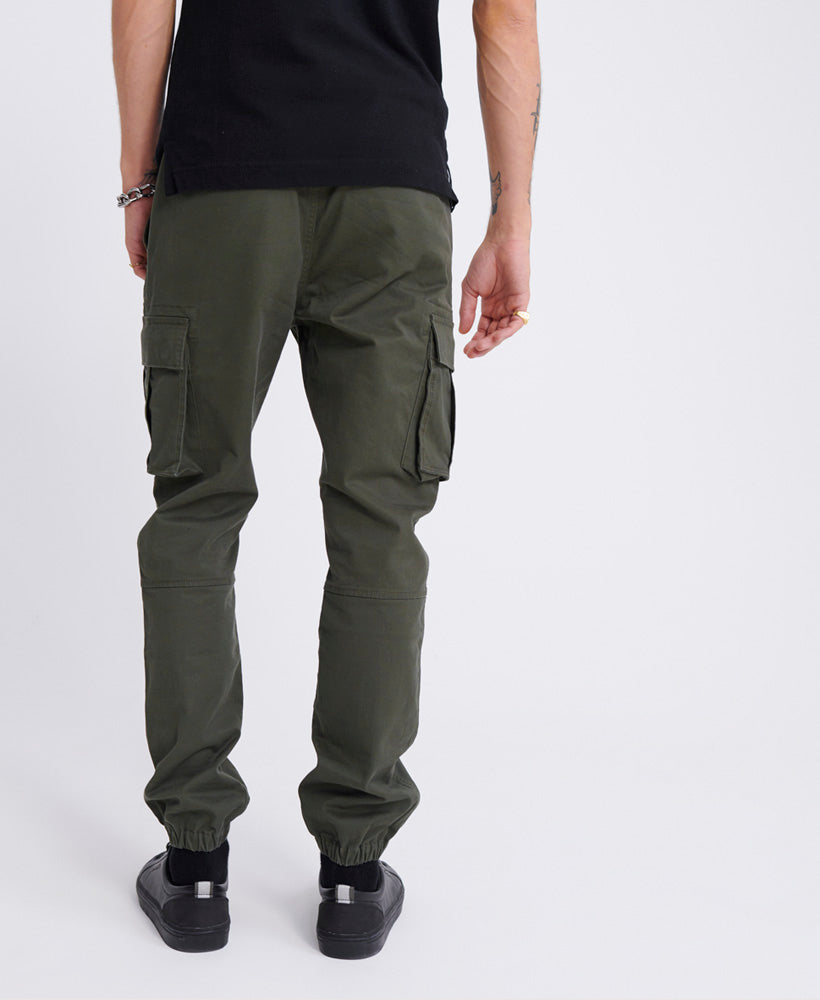 Recruit Flight Grip Cargo Pants - Green
