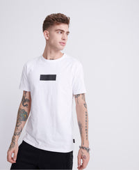 Surplus Goods Boxy Graphic T-shirt - White