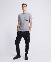 Surplus Goods Pocket T-Shirt - Grey - Superdry Malaysia