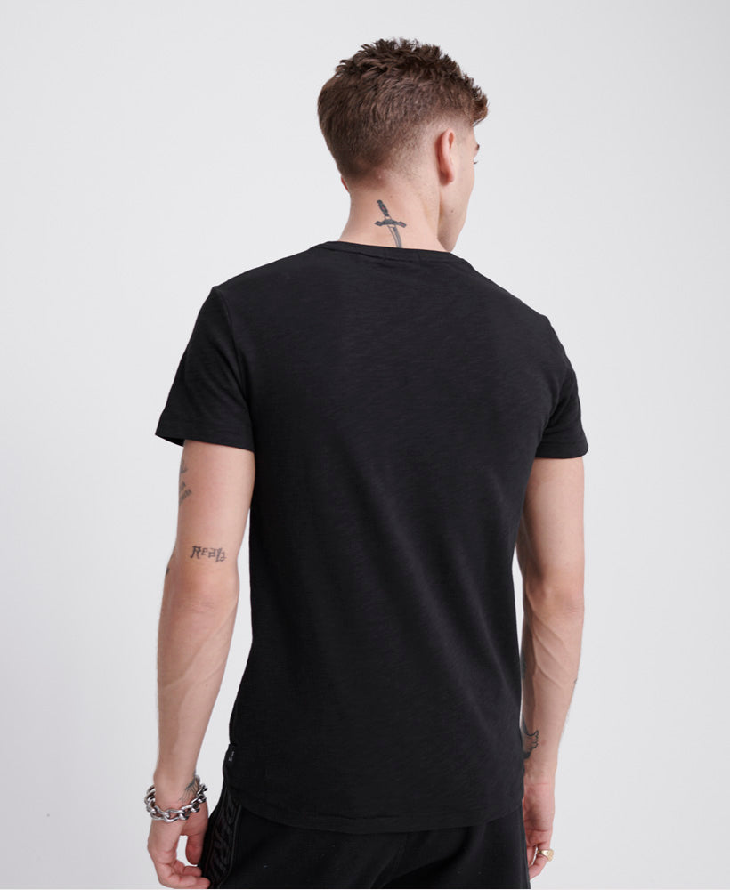 Surplus Goods Pocket T-Shirt - Black