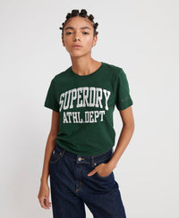 Applique T-Shirt - Green