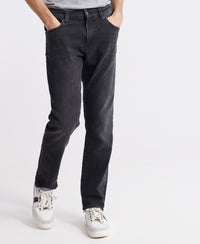 04 Daman Straight Jeans - Black