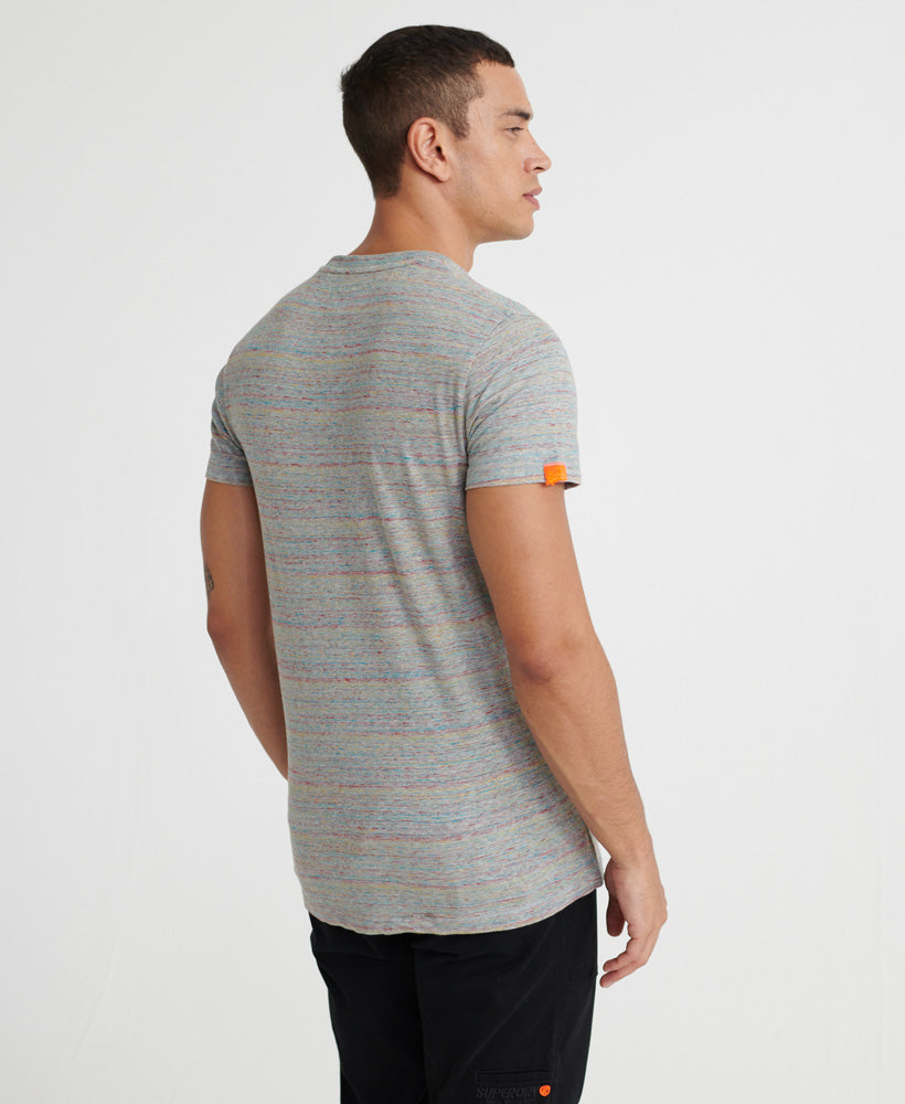 Orange Label Vintage Embroidery T-Shirt - Multi