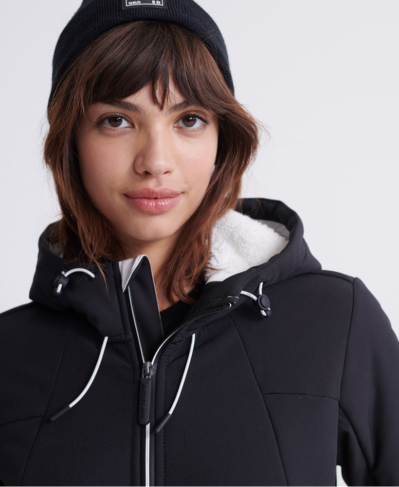 Winter Ichigo Sd -  Windtrekker Jacket - Black