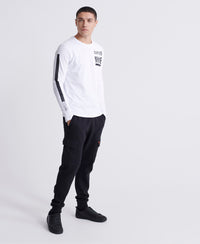 Surplus Goods Long Sleeved Top - White