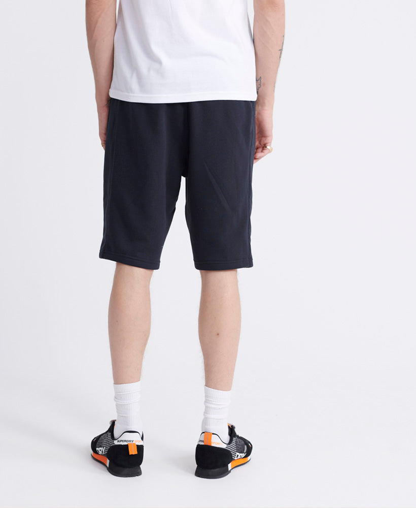 Core Sport Shorts - Black - Superdry Malaysia