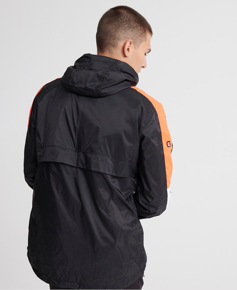 Streetsport Overhead Jacket - Black