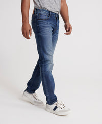 04 Daman Straight Jeans - Blue