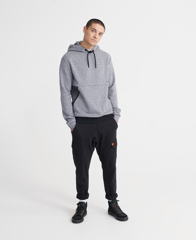 Urban Tech Overhead Hoodie - Dark Grey