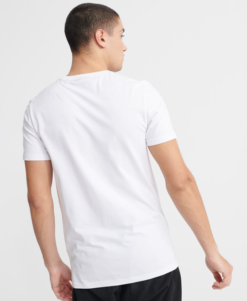 Japan Block T-Shirt - White