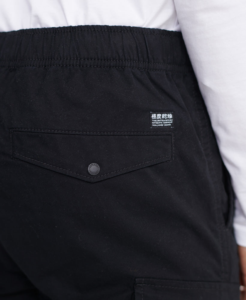Worldwide Cargo Pants - Black