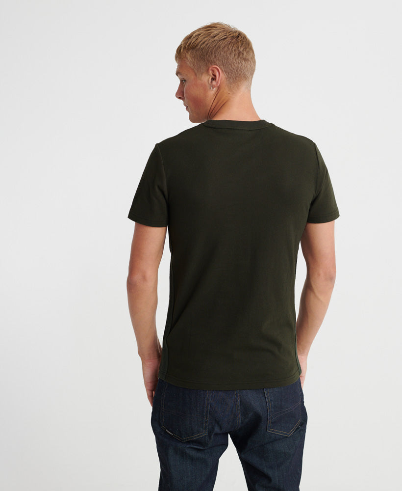 Vintage Logo Tonal Tape T-Shirt - Green