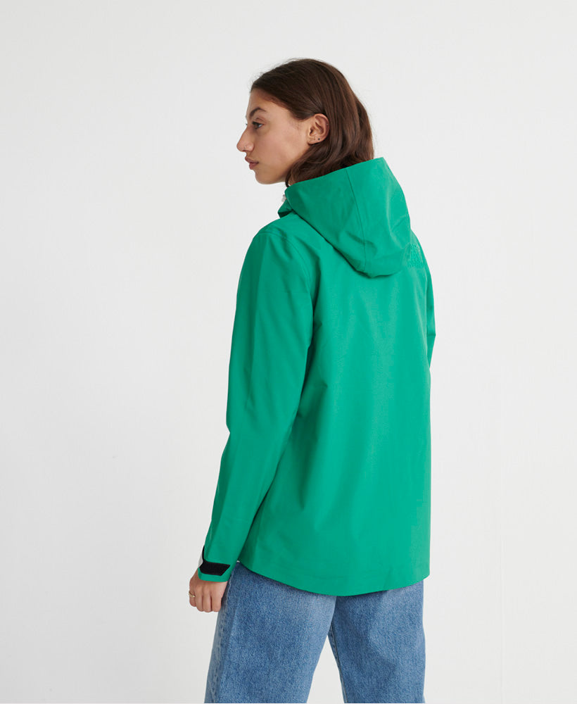 Harpa Waterproof Jacket - Green