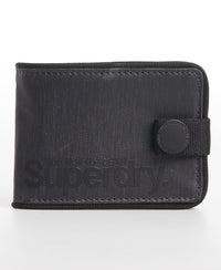 Tarp One Popper Wallet - Black