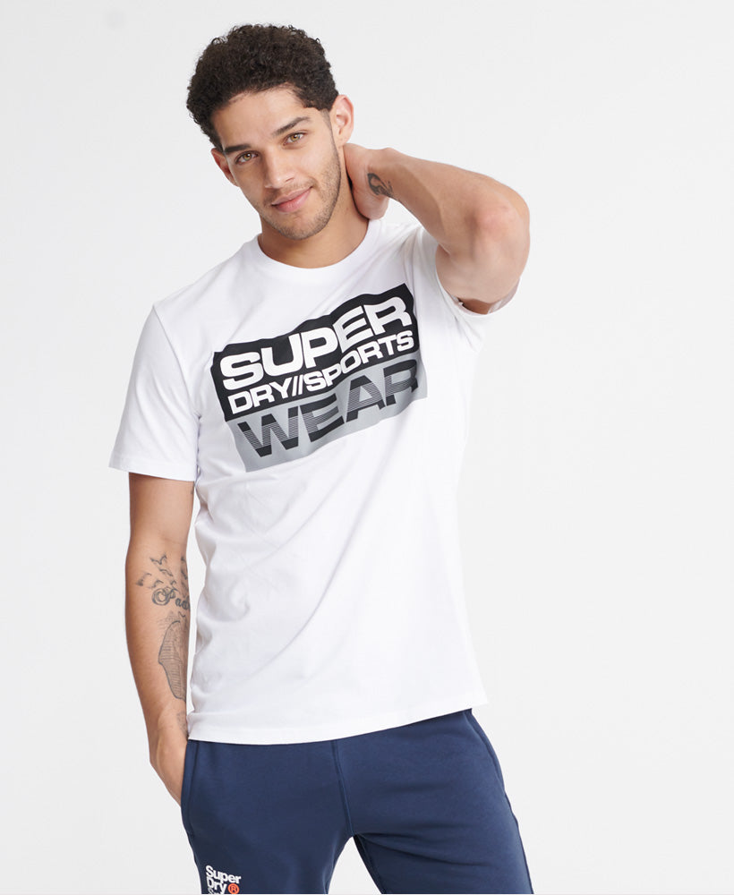Streetsport Graphic T-Shirt - White
