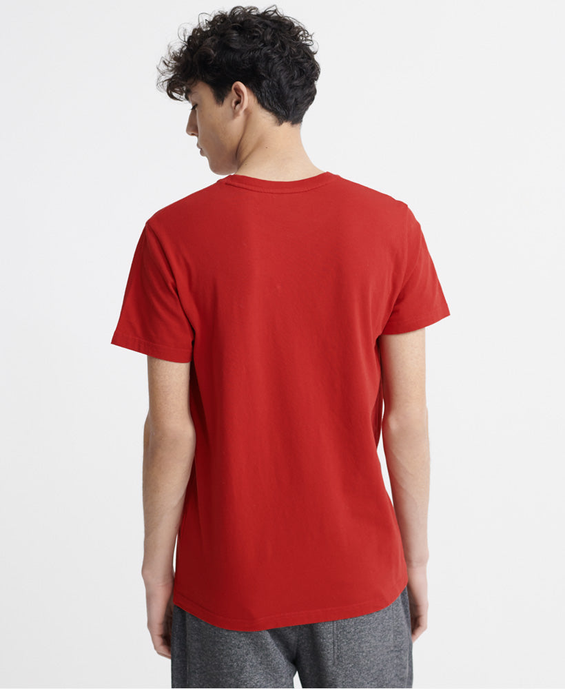 Vintage Logo Premium Goods Tonal Injection T-Shirt - Red