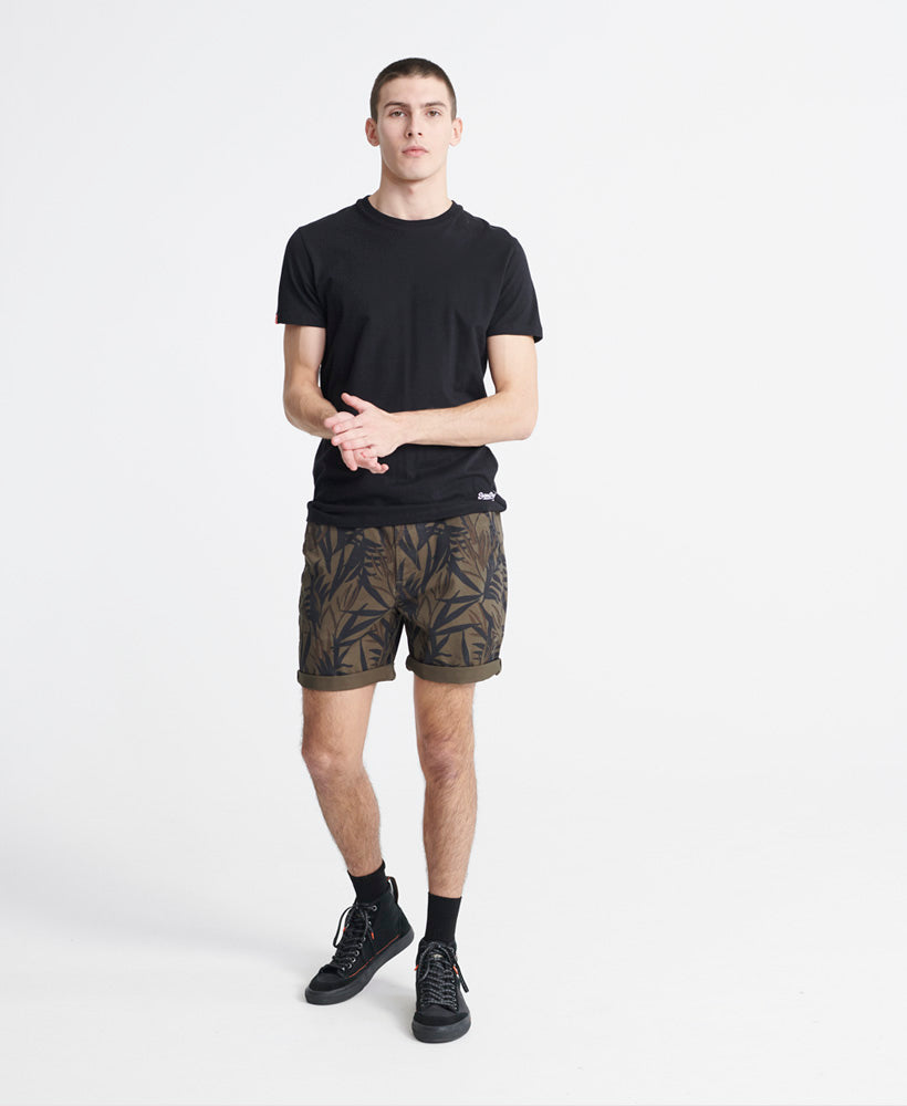 Sunscorched Chino Shorts - Green - Superdry Malaysia