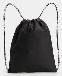 Drawstring Bag - Black