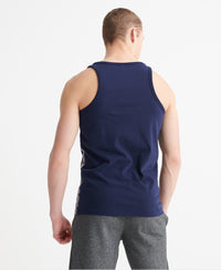 Sideline Trophy Vest Top - Light Blue