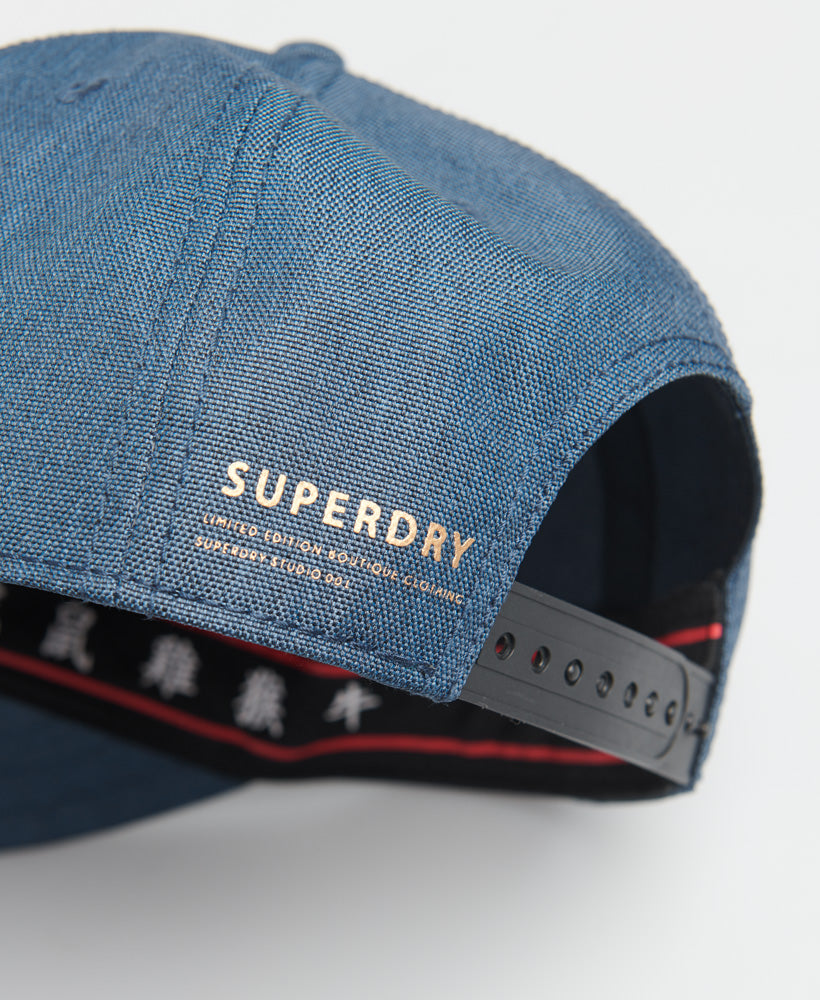 Cny Lineman Cap - Dark Blue