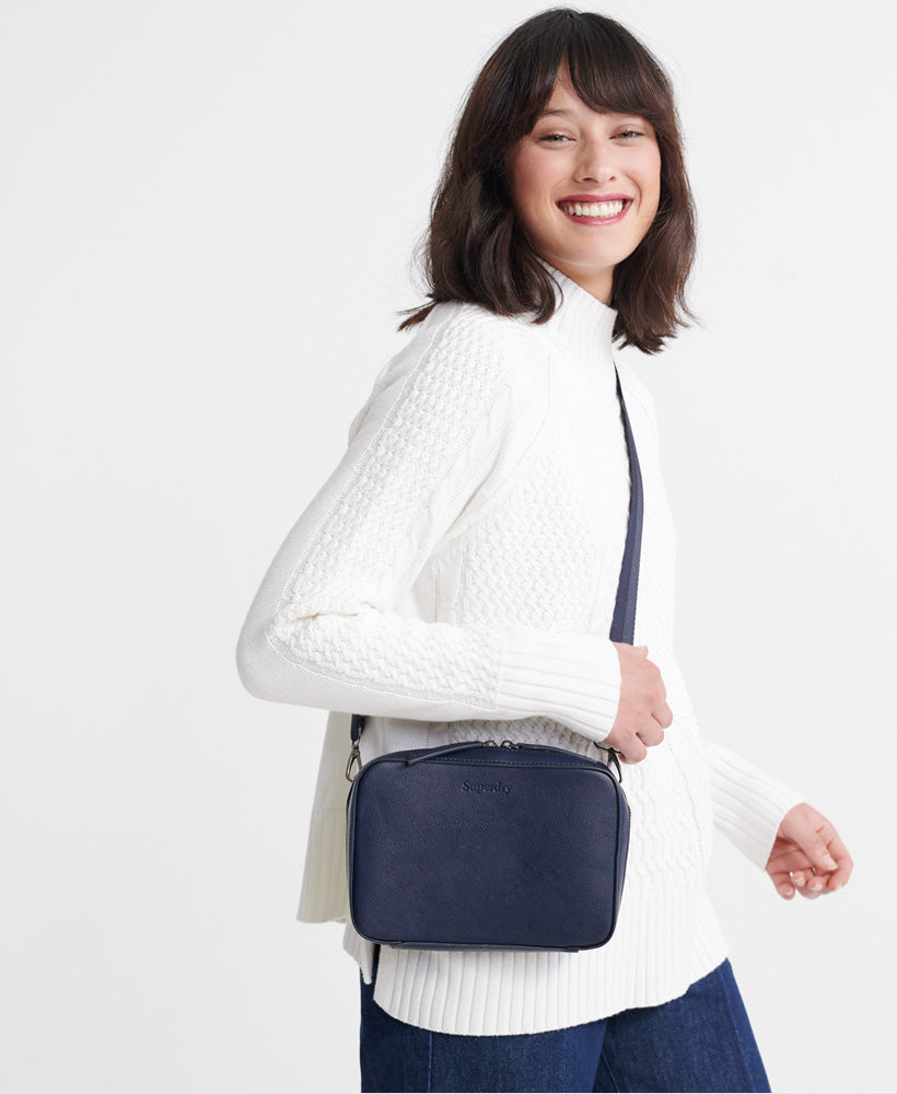 Summer Crossbody Bag - Navy