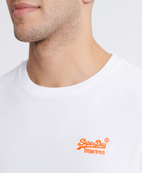 Orange Label Neon Lite T-Shirt - Cream