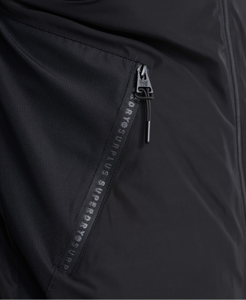 Surplus Goods Light Track Jacket - Black
