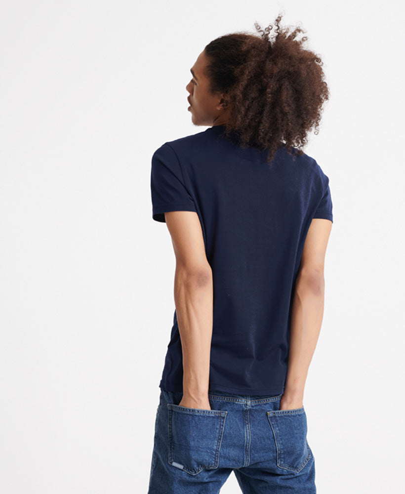 Organic Cotton Collective T-Shirt - Navy