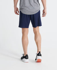 Training Double Layer Shorts - Blue