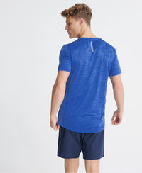 Training T-Shirt - Light Blue - Superdry Malaysia