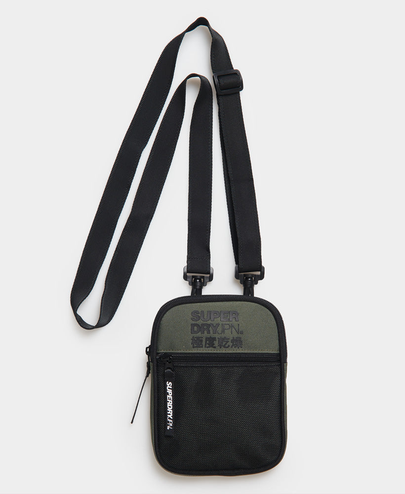 Sports Pouch - Green - Superdry Malaysia
