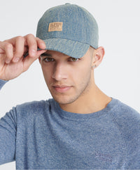Cord Sd Cap - Blue