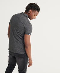 Organic Cotton Jersey Short sleeved Polo Shirt