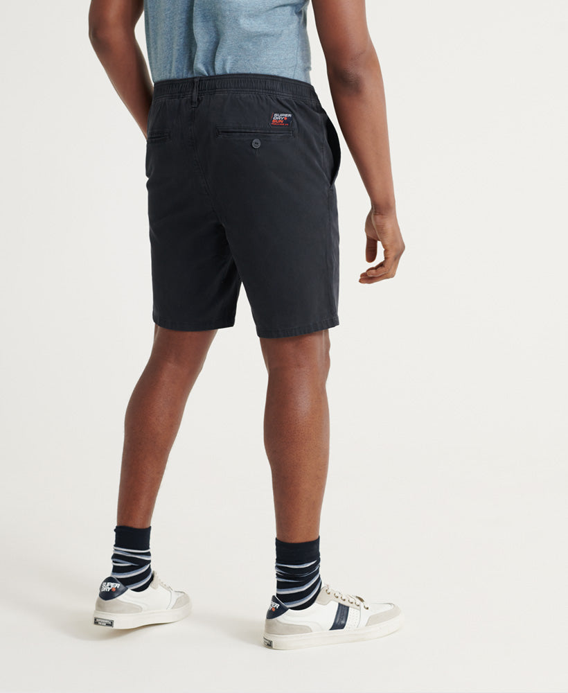Sunscorched Chino Shorts - Navy