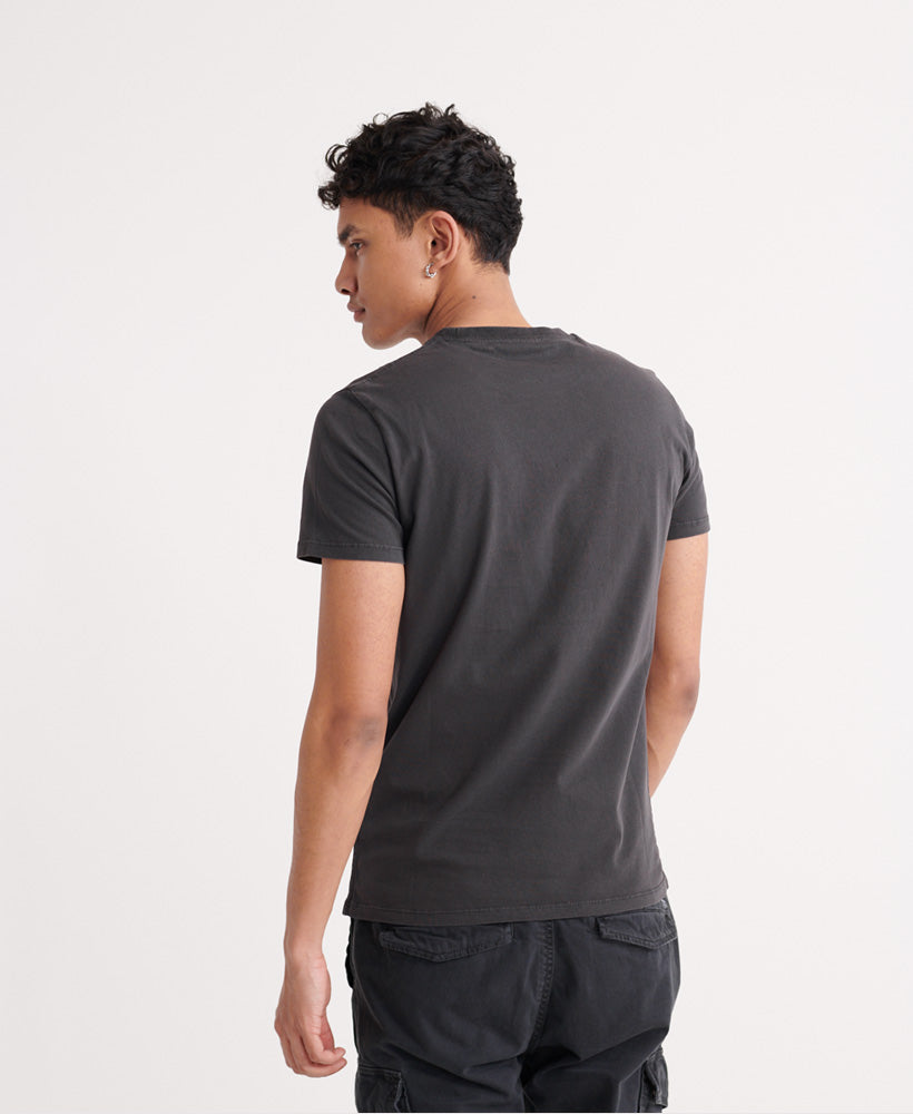 Dry Goods T-Shirt - Dark Grey