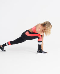Streetsport Jersey Leggings - Black