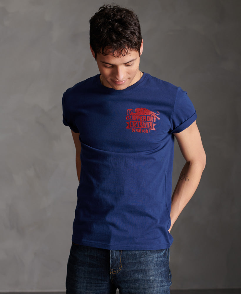 Campus T-Shirt - Navy
