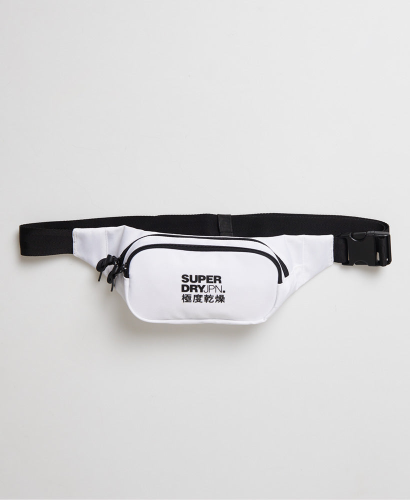 Small Bumbag - White