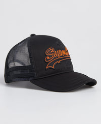 Outline Premium Cap - Black