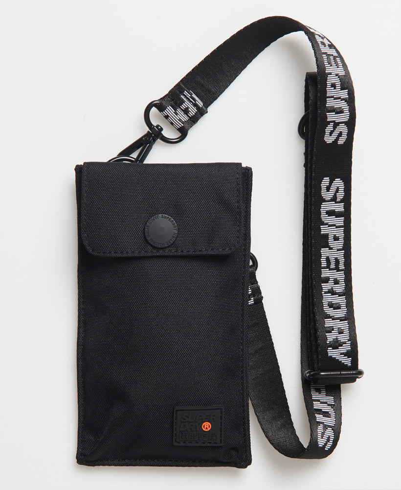 Scholar Tech Pouch - Black