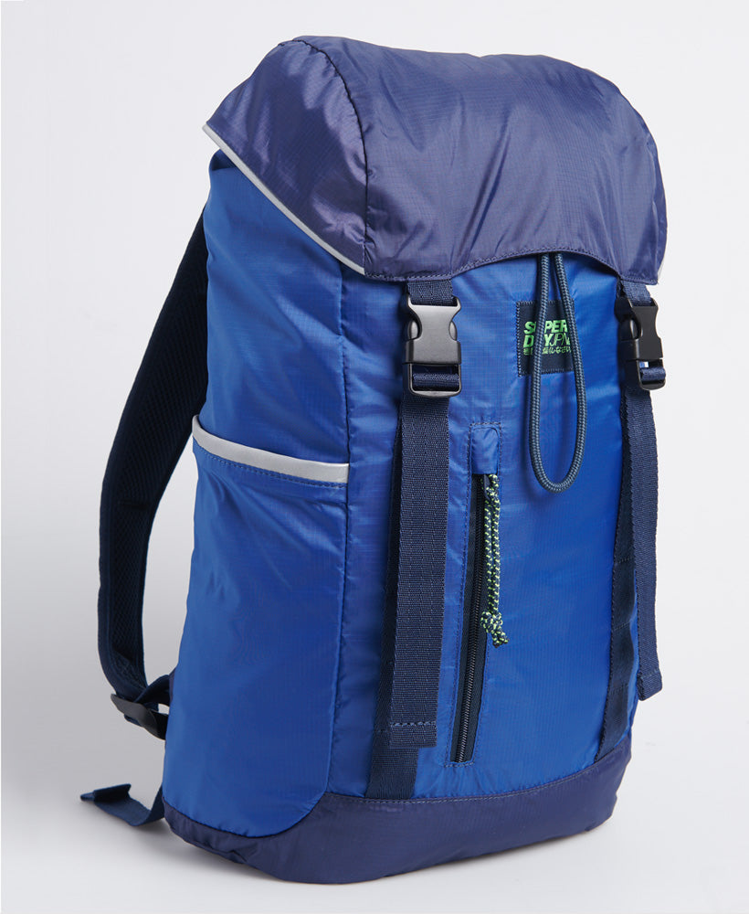 Top Load Backpack - Dark Blue