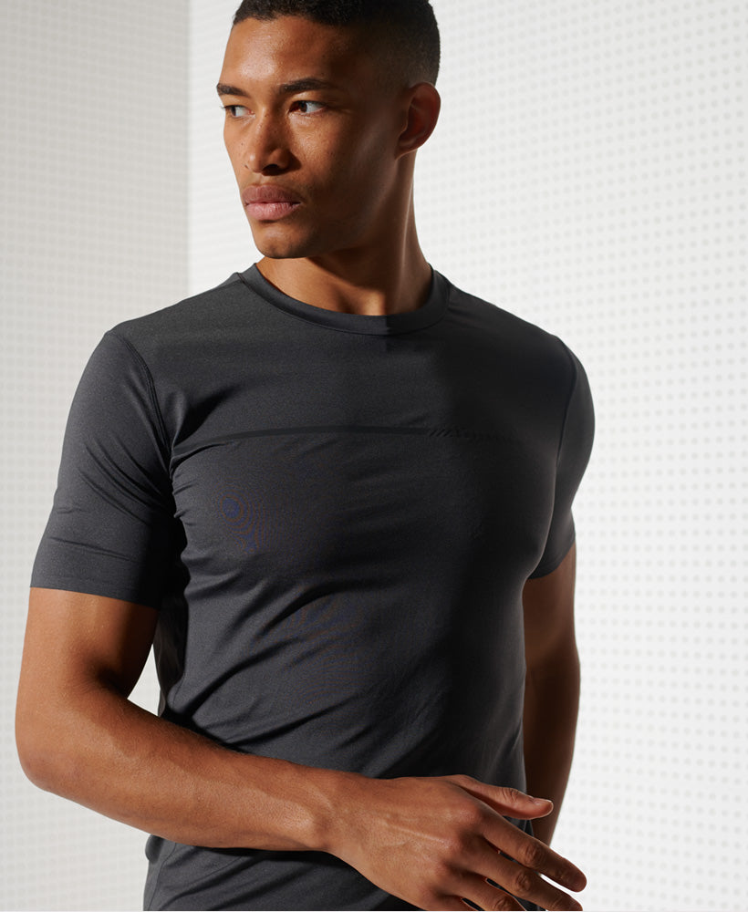 TRAINING COOLING TRACK TEE
