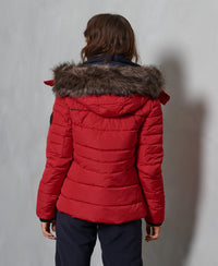 Glacier Padded Jacket