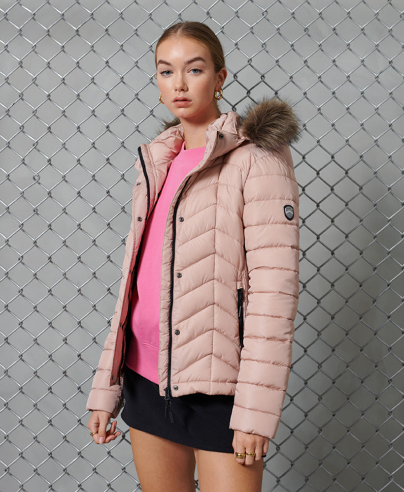 Luxe Fuji Padded Jacket