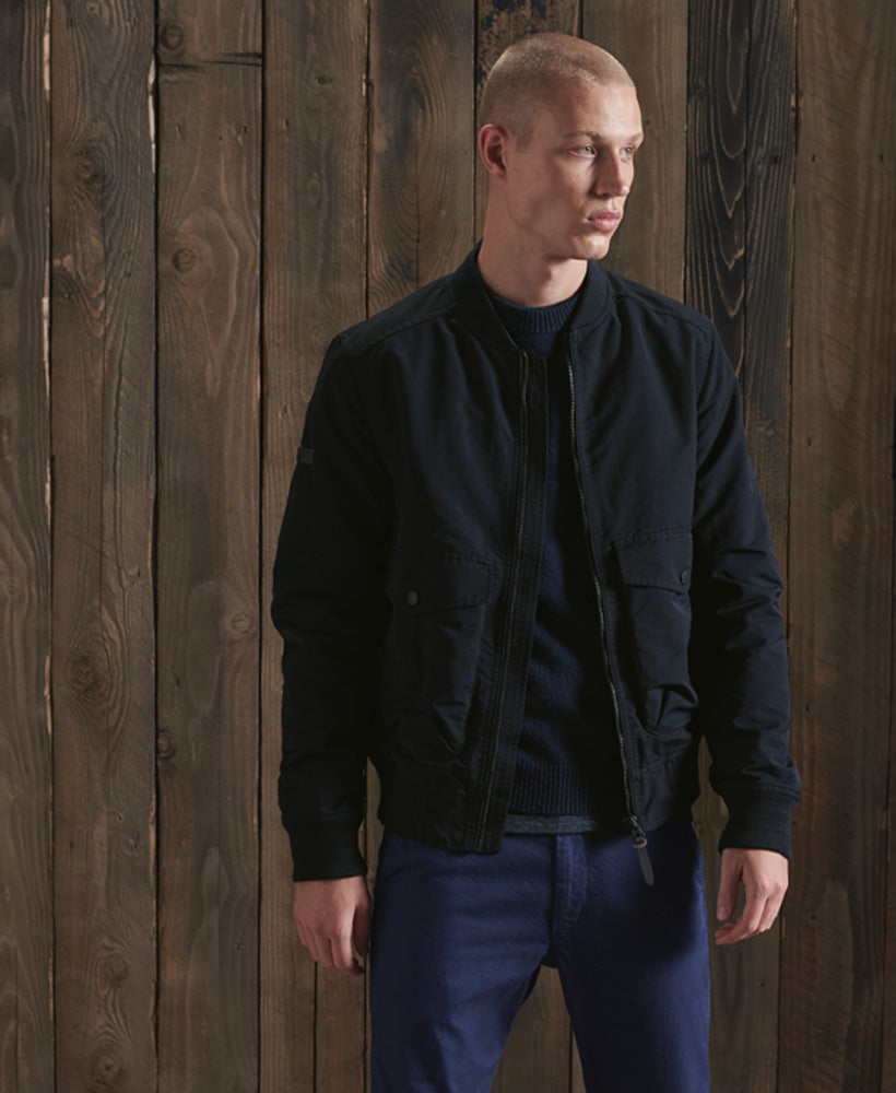 Field Flight Bomber Jacket