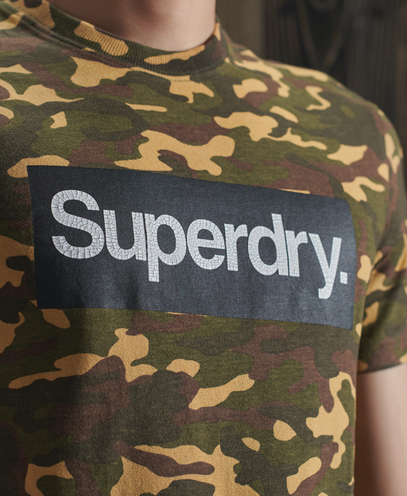 CL CAMO TEE - Superdry Malaysia